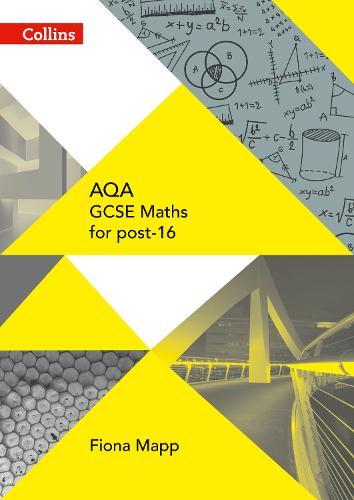 AQA GCSE Maths for post-16 - GCSE for post-16 (Paperback)