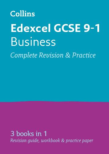 Edexcel GCSE 9-1 Business All-in-One Revision and Practice - Collins GCSE 9-1 Revision (Paperback)