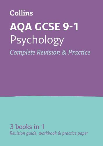AQA GCSE Psychology All-in-One Revision and Practice - Collins GCSE 9-1 Revision (Paperback)