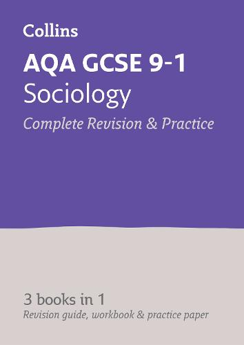 AQA GCSE 9-1 Sociology All-in-One Revision and Practice - Collins GCSE 9-1 Revision (Paperback)
