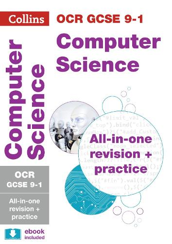 OCR GCSE 9-1 Computer Science All-in-One Revision and Practice - Collins GCSE 9-1 Revision (Paperback)