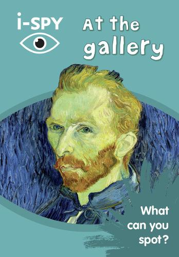 i-SPY at the Gallery: What Can You Spot? - Collins Michelin i-SPY Guides (Paperback)