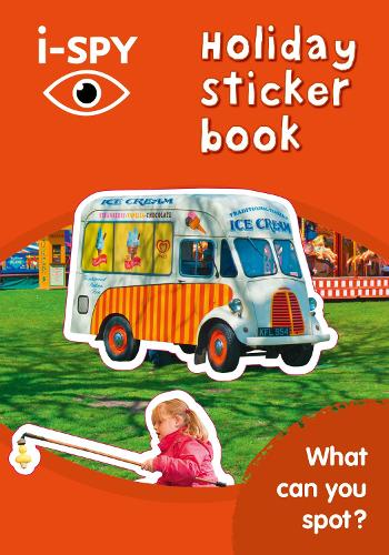 i-SPY Holiday Sticker Book: What Can You Spot? - Collins Michelin i-SPY Guides (Paperback)