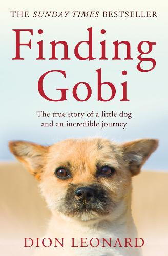 Finding Gobi: The True Story of a Little Dog and an Incredible Journey (Paperback)