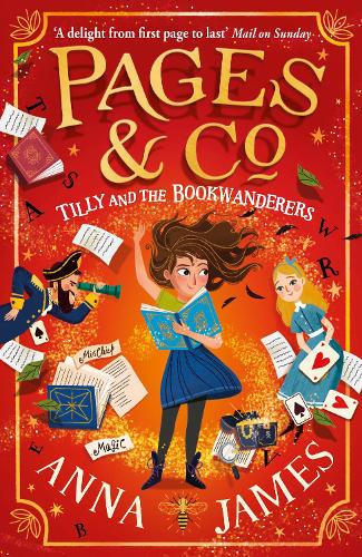 Pages & Co.: Tilly and the Bookwanderers - Pages & Co. 1 (Paperback)