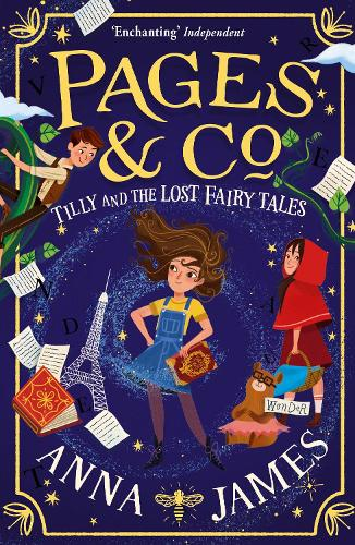 Pages & Co.: Tilly and the Lost Fairy Tales - Pages & Co. Book 2 (Paperback)