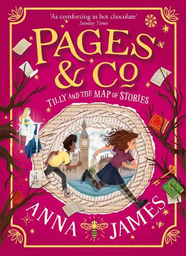 Pages & Co: Tilly and the Map of Stories