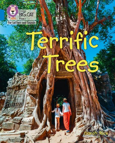 Terrific Trees: Band 4/Blue - Collins Big Cat Phonics for Letters and Sounds (Paperback)