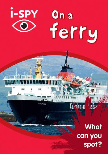 i-SPY On a Ferry: What Can You Spot? - Collins Michelin i-SPY Guides (Paperback)