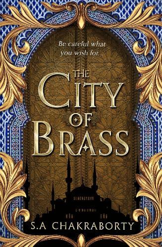 The City of Brass (Hardback)