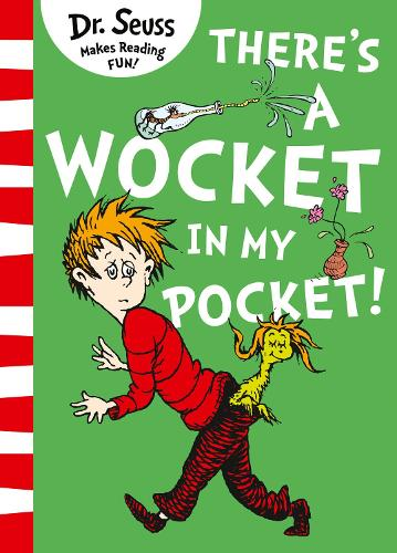 There's a Wocket in my Pocket (Paperback)
