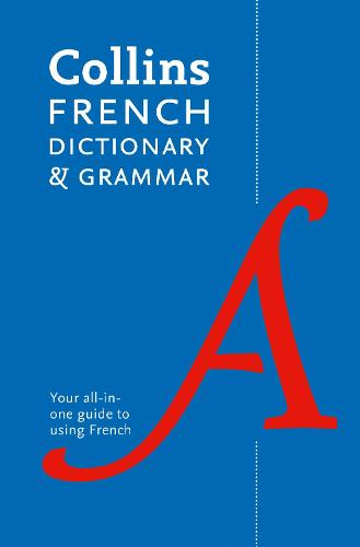 Collins French Dictionary and Grammar: Two Books in One (Paperback)