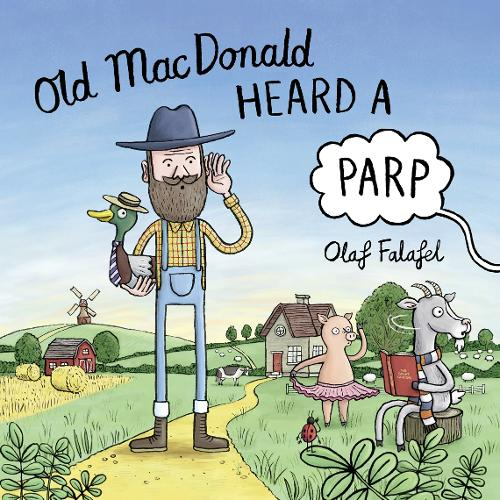 Old MacDonald Heard a Parp (Paperback)