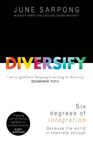 Diversify: An Award-Winning Guide to Why Inclusion is Better for Everyone (Paperback)