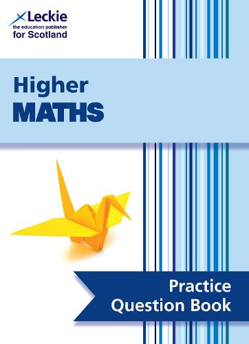 Higher Maths Practice Question Book (Paperback)