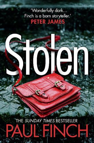 Stolen (Paperback)