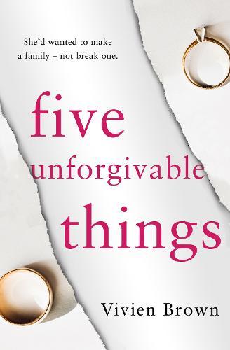 Five Unforgivable Things (Paperback)