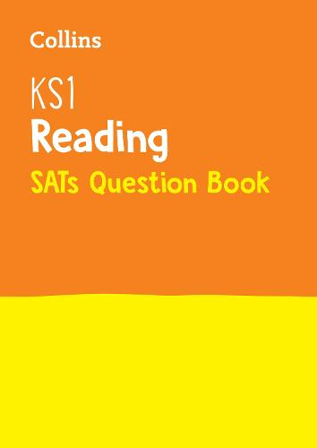 KS1 Reading SATs Question Book: 2018 Tests - Collins KS1 Revision and Practice (Paperback)
