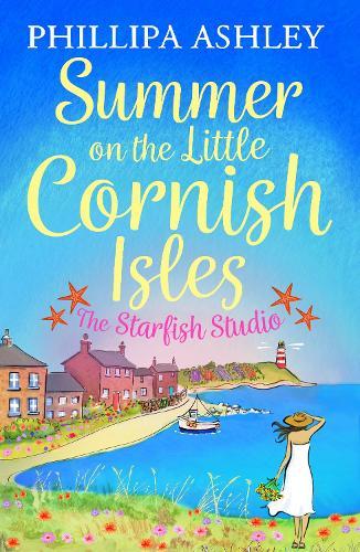 Summer on the Little Cornish Isles: The Starfish Studio (Paperback)