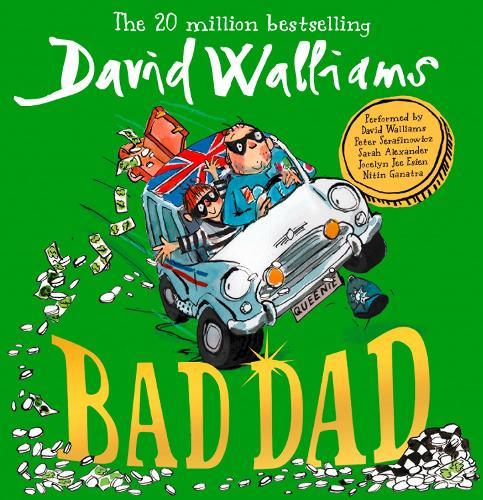 Bad Dad (CD-Audio)