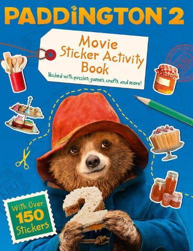 Paddington 2: Sticker Activity Book: Movie Tie-in (Paperback)