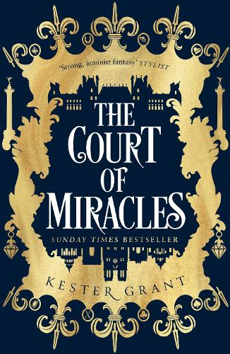 The Court of Miracles - The Court of Miracles Trilogy Book 1 (Paperback)