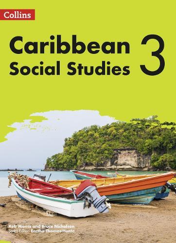 Student's Book 3 - Collins Caribbean Social Studies (Paperback)
