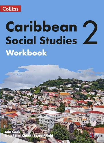 Cover Workbook 2 - Collins Secondary Social Sciences for Trinidad and Tobago