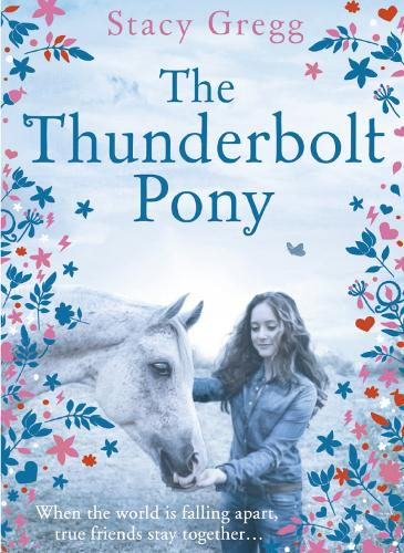 The Thunderbolt Pony (Paperback)