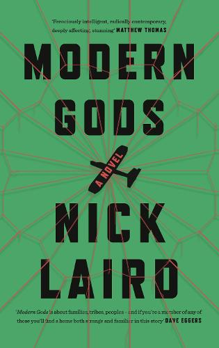 Modern Gods (Hardback)