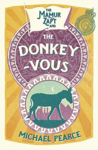 Cover The Mamur Zapt and the Donkey-Vous - Mamur Zapt 3
