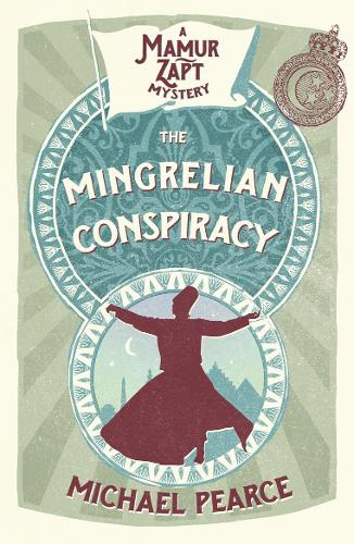 Cover The Mingrelian Conspiracy - Mamur Zapt 9