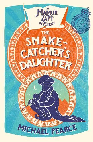 Cover The Snake-Catcher's Daughter - Mamur Zapt 8