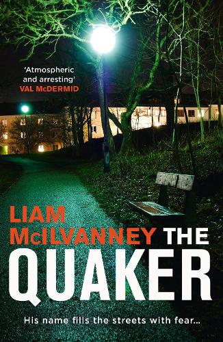 An evening with Liam McIlvanney