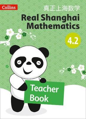 Teacher Book 4.1 - Real Shanghai Mathematics (Paperback)