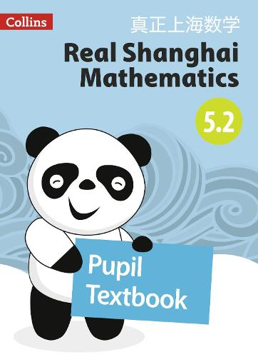 Pupil Textbook 5.2 - Real Shanghai Mathematics (Paperback)