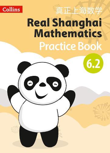 Pupil Practice Book 6.2 - Real Shanghai Mathematics (Paperback)