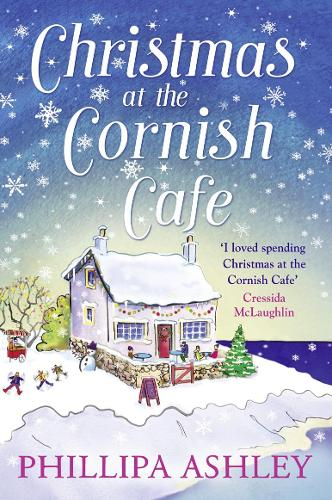 Christmas at the Cornish Cafe: A Heart-Warming Holiday Read for Fans of Poldark - The Cornish Cafe Series 2 (Paperback)