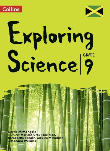 Collins Exploring Science: Grade 9 for Jamaica (Paperback)