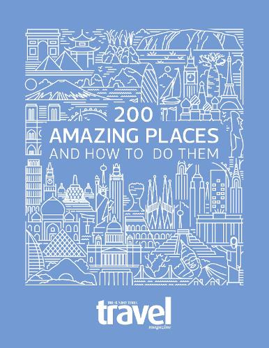 Cover 200 Amazing Places: And How to Do Them
