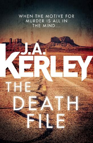 The Death File: A Gripping Serial Killer Thriller with a Shocking Twist - Carson Ryder 13 (Paperback)