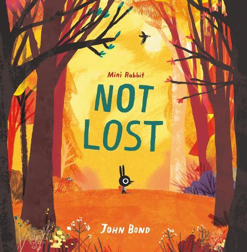 Cover of the book, Mini Rabbit Not Lost (Mini Rabbit).