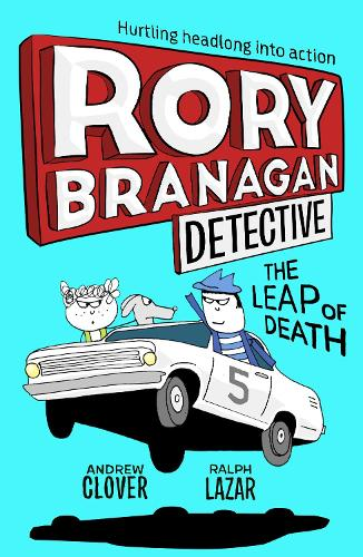 The Leap of Death - Rory Branagan (Detective) 5 (Paperback)