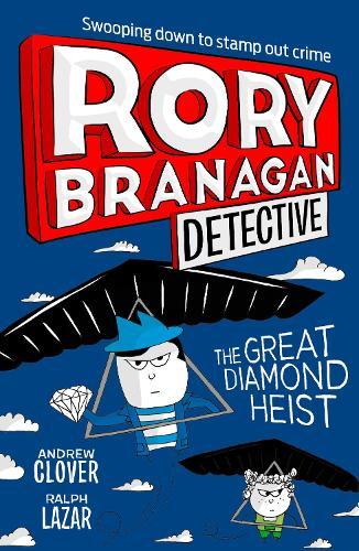 The Great Diamond Heist - Rory Branagan (Detective) Book 7 (Paperback)