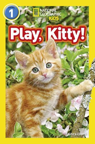 Play, Kitty!: Level 1 - National Geographic Readers (Paperback)