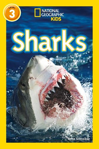 Sharks: Level 3 - National Geographic Readers (Paperback)