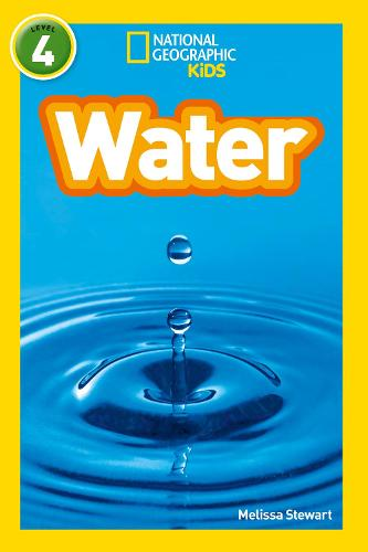 Water: Level 4 - National Geographic Readers (Paperback)