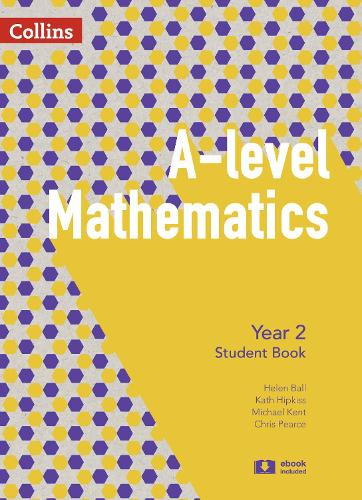 A Level Mathematics Year 2 Student Book - A Level Mathematics (Paperback)