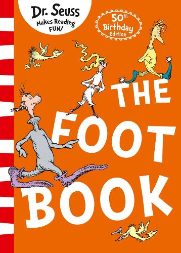The Foot Book (Paperback)