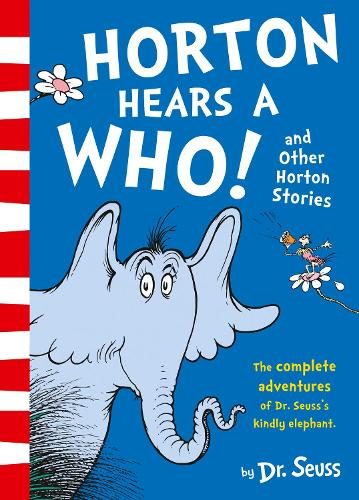 Horton Hears a Who and Other Horton Stories (Paperback)